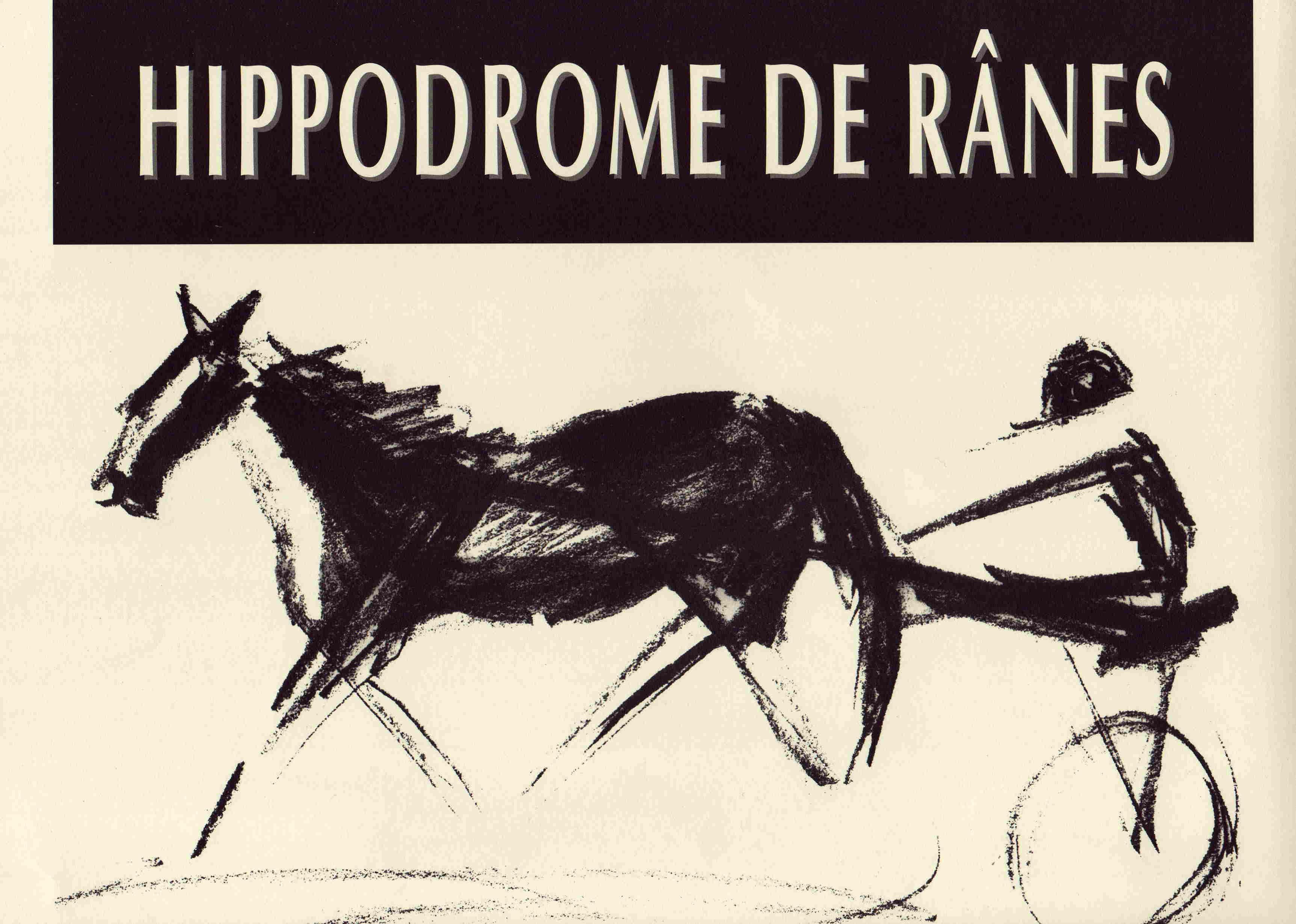 Courses de Rânes - Hippodrome